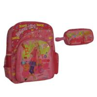 mochila ESCOLAR 7B SCHOOL GIRL ROSA MEDIATECH
